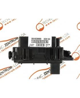 BSI - Fuse Box Peugeot 406  9644038680, 96 440 386 80, BSM B3