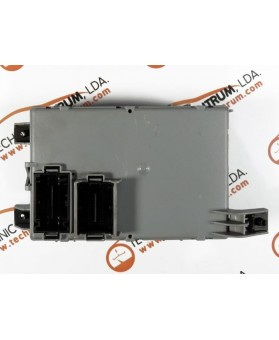 BSI - Fuse Box Fiat 500  00518996140, 116RI000674, AM433RX/125kHz (E13)