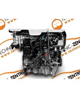 Motor - 2.4 JTD - Alfa...