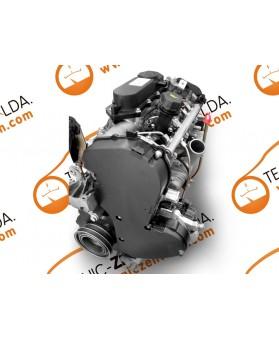 Motor Iveco Daily 2.3 HPI, Fiat Ducato 2.3 JTD, F1AE0481C, F1AE0481B, F1AE0481D, F1AE0481U