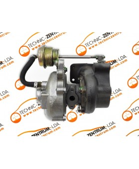 Turbos - Iveco Daily, Fiat Ducato, 504070186