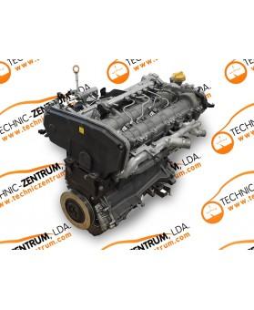 Engine Alfa Romeo 159, Alfa Romeo Brera 2.4 JTD, 939A9000