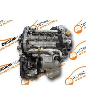 Engine Alfa Romeo 159, Alfa Romeo Brera 1.9 JTD, 939A2000