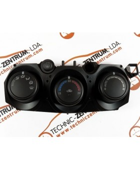 Heater Control Mazda 2 -...