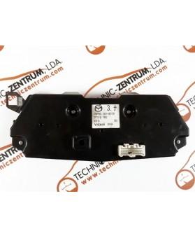 Heater Control Mazda 2 - DF7961190D