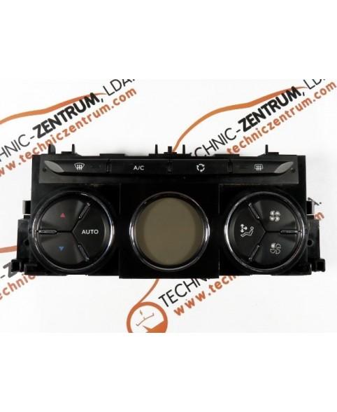 Control Climatrónic Citroen C3  - 96831720XT