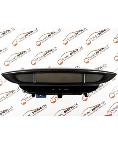 Visor - Display Citroen C4 - P96631954ZD