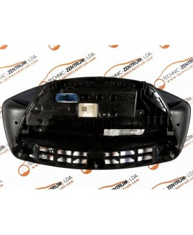 Visor - Display Citroen C4 - P96631954ZD