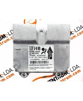 Centralina de Airbags - 13283819