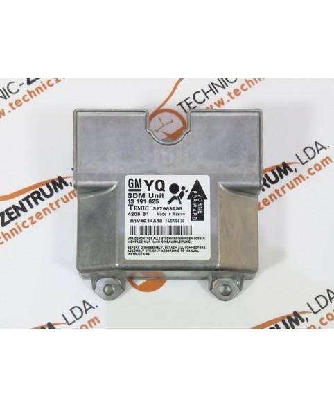 Centralita Airbags - 13191825YQ