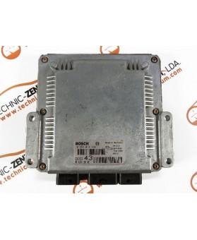Engine Control Unit Citroen Xsara 2.0HDi 9642013080, 96 420 130, 0281010499, 0 281 010 499, 281 010 499, 28FM0000