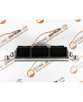 Centralita de Motor ECU Renault Master HOM8200091432, HOM 8200 091 432, 0281010784, 0 281 010 784, 281 010 784, 28SA5571, 8200132188, 8200 132 188
