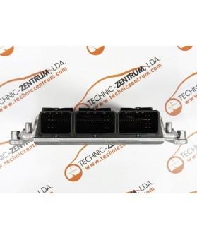 Module - Boitier ECU Renault Master HOM8200091432, HOM 8200 091 432, 0281010784, 0 281 010 784, 281 010 784, 28SA5571, 8200132188, 8200 132 188