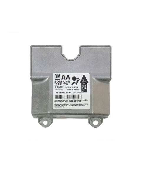 Centralina de Airbags - 13241766AA