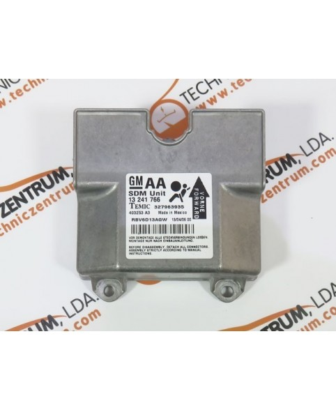 Centralita Airbags - 13241766AA