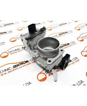 Borboleta de Admissão - Mitsubishi 1.8 GDI - EAC60050, EAC 600 50, 08280274, 0828 0274