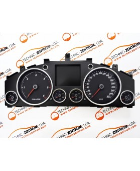 Quadrante - Volkswagen Touareg - 7L6920880C, 7L6 920 880 C, 0263632003, 0 263 632 003