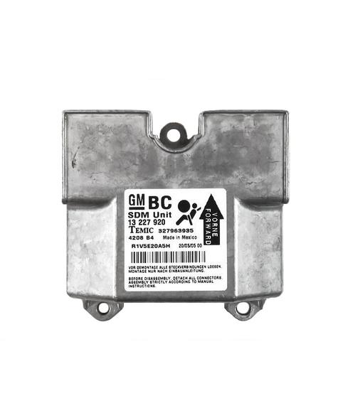 Centralina de Airbags - 13227920BC