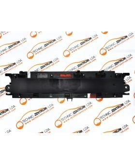 Visor - Display Renault Scénic P8200353671C, P8200 353 671 C, 216760568, V5.0B