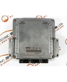 Centralita de Motor ECU Mitsubishi Space Star 1.9 HOM8200066001, HOM 8200 066 001, 0281010438, 0 281 010 438, 281 010 438, 28FM0207