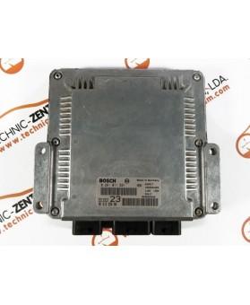 Centralita de Motor ECU Citroen Xsara 1.8i 9651593480, 96 515 934, 0281011521, 0 281 011 521, 281 011 521, 1039S04284
