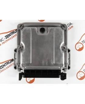 Module - Boitier ECU Peugeot 206 2.0 HDI 9635157980, 96 351 579, 0281001866, 0 281 001 866, 281 001 866, 28FM0126