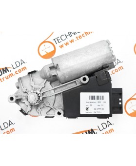 Motor Teto Solar Rover 75 84722J, 84 722 J, 05077720, 05 0777 20