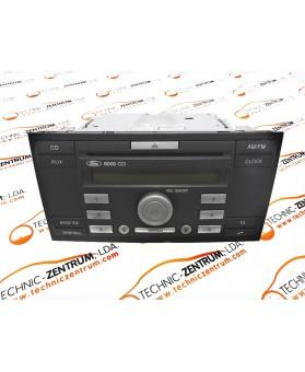 Auto-Rádio Ford Focus 5M5T18C815FA, 5M5T 18C815 FA, M083244