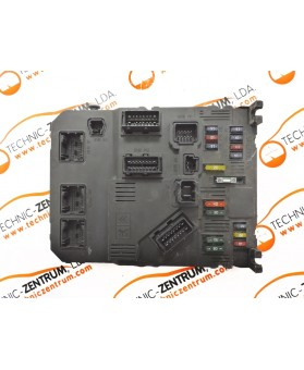 BSI - Cx. Fusíveis Peugeot 206 9649627880, S118085220A, S118085220 A