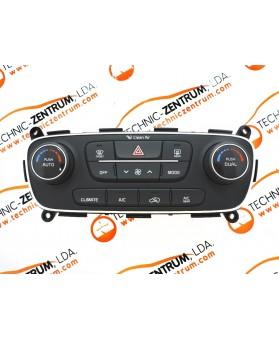 Módulo Climatrónic Kia Sorento 972502PXXX, 97250-2PXXX