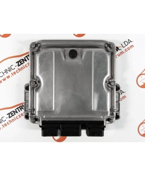 Module - Boitier ECU Citroen Jumpy, Fiat Scudo, Peugeot 406 2.0D 9645534780, 96 455 347, 0281010884, 0 281 010 884, 281 010 884, 28FM0000