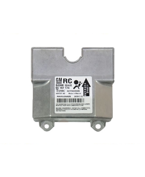 Airbag Module - 93197174RC