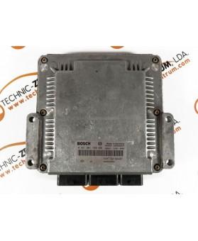 Centralita de Motor ECU Renault Space 2.2 DCI HOM7700104407, HOM 7700 104 407, 0281001999, 0 281 001 999, 281 001 999, 1039S00574, 8200239684, 8200 239 684