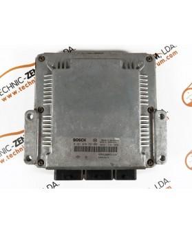 Centralina de Motor ECU Renault Master 2.2 DCI HOM8200091428, HOM 8200 091 428, 0281010787, 0 281 010 787, 281 010 787, 28SA5570, 8200132175, 8200 132 175