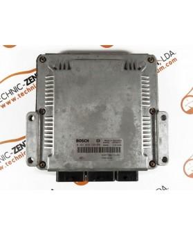 Module - Boitier ECU Renault Scenic 1.9 DCI HOM7700115493, HOM 7700 115 493, 0281010189, 0 281 010 189, 281 010 189, 28FM0215, 7700115725, 7700 115 725
