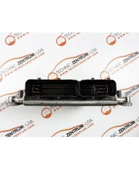 Centralina de Motor ECU Chrysler Voyager 2.4i P05094590AA, 0281012275, 0 281 012 275, 281 012 275, 1039S08187