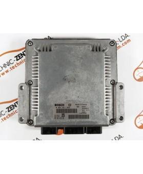 Module - Boitier ECU Citroen Xsara 2.0 HDI 9654343980, 96 543 439, 0281011523, 0 281 011 523, 281 011 523, 1039S06213