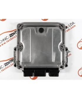 Centralina de Motor ECU Citroen Xsara 2.0 HDI 9645442480, 96 454 424, 0281010871, 0 281 010 871, 281 010 871, 28FM0000