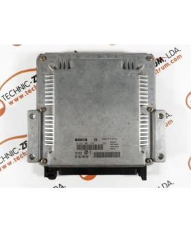 Module - Boitier ECU Citroen Xantia 2.0 16v 9636448380, 96 364 483, 0281001782, 0 281 001 782, 281 001 782, 28FM0080