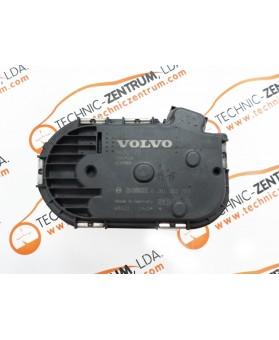 Borboleta de Admissão Volvo XC70 8692720, 0281002701, 0 281 002 701