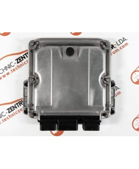 Module - Boitier ECU Peugeot 607 Lift 2.2 HDI 9654695180, 96 546 951, 0281011781, 0 281 011 781, 281 011 781, 1039S08162