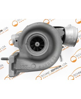Turbos Iveco Daily 504205349, 768625