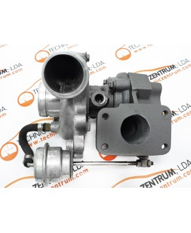 Turbos Fiat Ducato Iveco Daily 504071262, 53039700089, 5303 970 0089