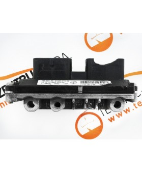 Centralina de Motor ECU Fiat Punto 1.2 71736339, 6160037607, 61600.376.07, IAW59FM31812OMZ