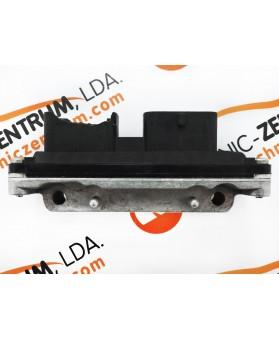 Centralita de Motor ECU Fiat Punto 1.2 71736339, 6160037607, 61600.376.07, IAW59FM31812OMZ
