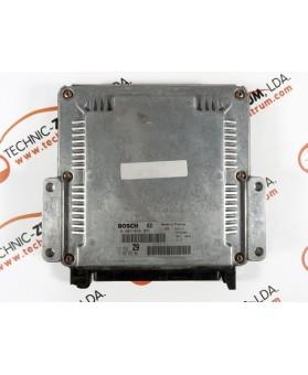 Engine Control Unit Citroen C5 2.0 HPI 9638795280, 96 387 952, 0281010371, 0 281 010 371, 281 010 371, 28FM0305, EDC15C2