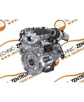 Motor Mercedes Sprinter 2.1...