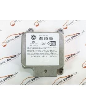 Module - Boitier - Airbag Volkswagen Polo - 6N0909603