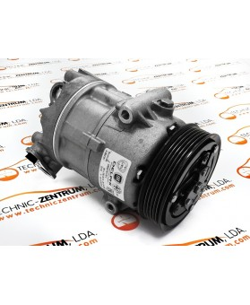 Compressor AC Fiat 500L 51883101, 51 883 101, 01141154