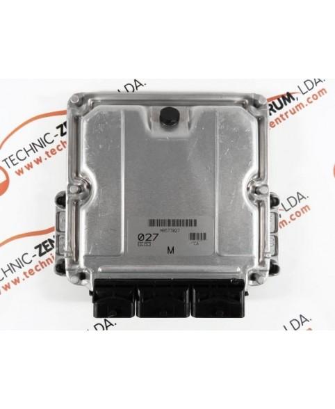 Module - Boitier ECU Mitsubishi Carisma 1.9 DI-D MR577027, 0281010437, 0 281 010 437, 281 010 437, 28SA5198, HOM8200142442, 8200142447, HOM 8200 142 442